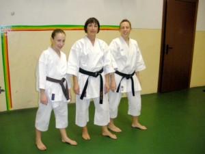 Karate in Rosa