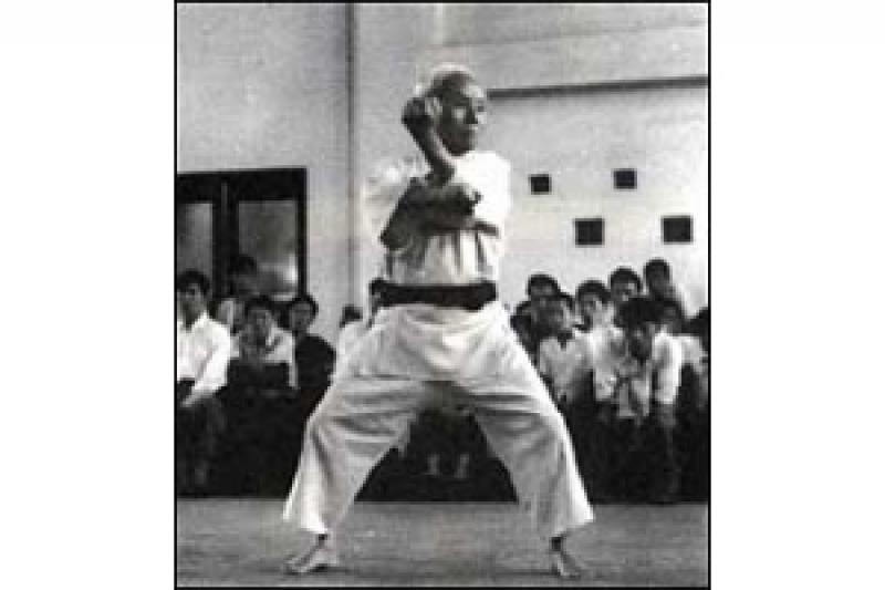 Kata shotokan - shin no budo